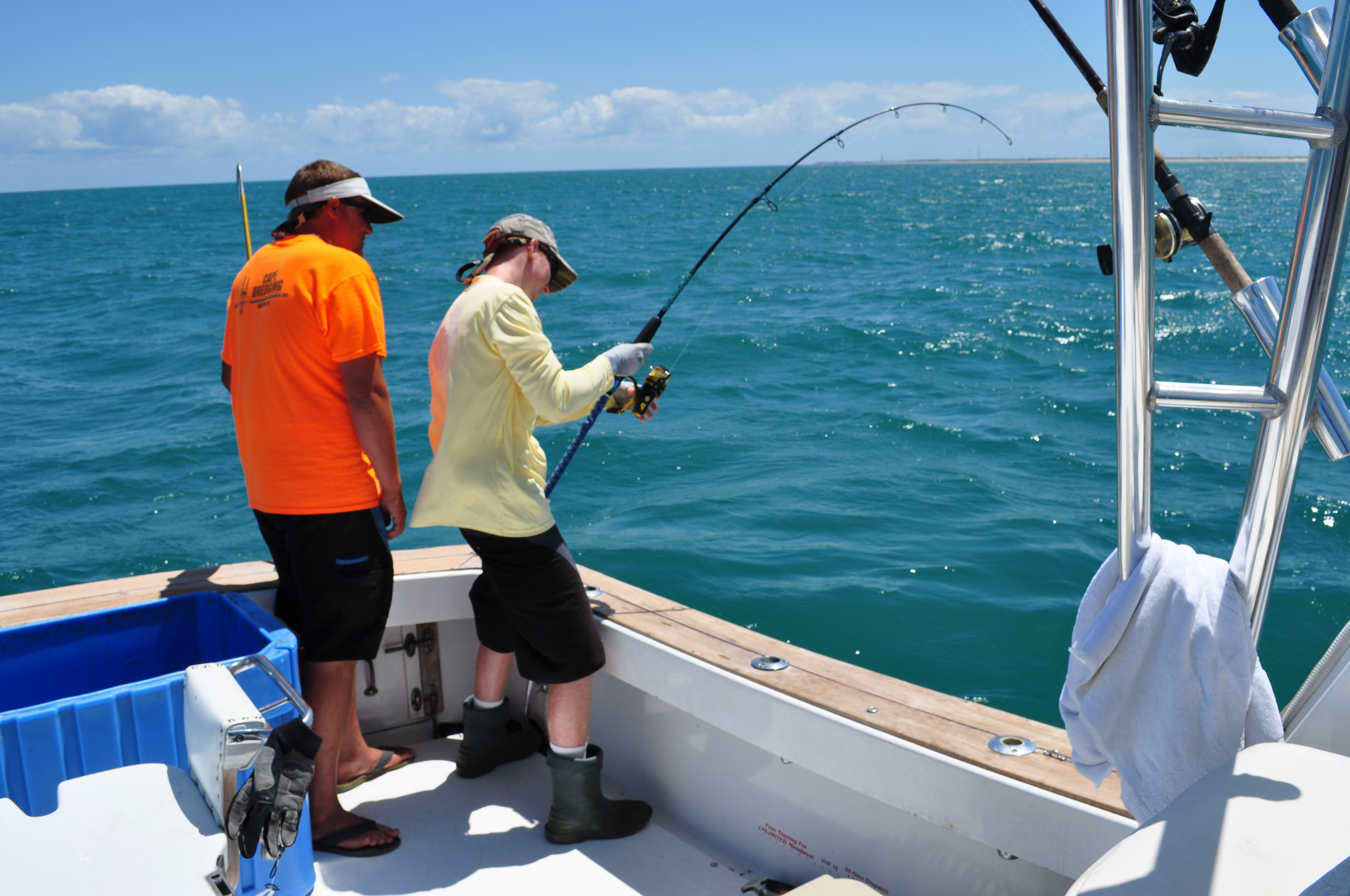 Outer banks charters hatteras update for Fishing charters outer banks