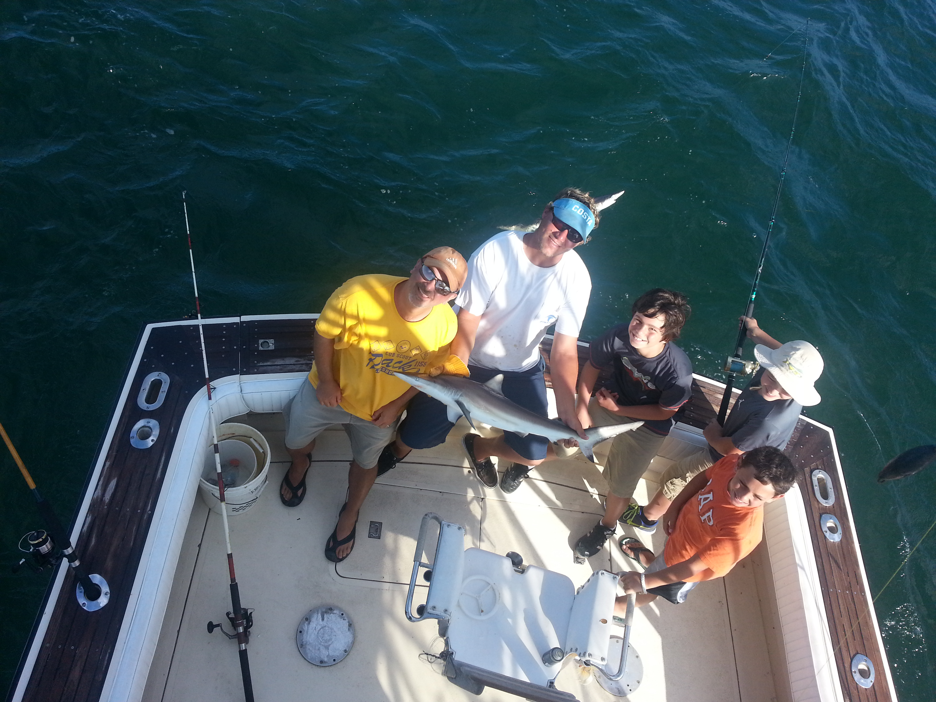 Outer banks charter fishing reports outer banks charters for Nc deep sea fishing charters